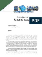 Barcelo, Pedro - Anibal de Cartago