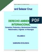 Edward Salazar Cruz. Derecho Ambiental Internacional Volumen II
