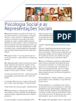 Representacoes Sociais