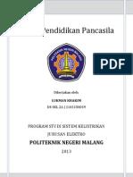 UAS Pancasila