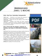 Markuasi 2d-1n Semanasanta