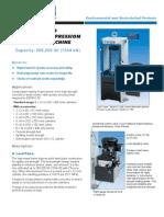 durham compression testing machine
