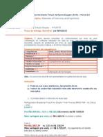 Matem+ítica Financeira para Engenharia - ED - 9EPNA com resposta