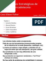 Eileen Fisher Caso