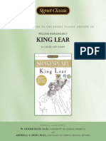 character sketch of king lear