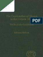 Stiebert - Construction of Shame in the Hebrew Bible (2002)