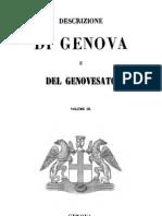 Descrizione Di Genova e Del Genovesato. Vol.iii - 1846