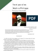 La Vie et les Paroles du Maitre Philippe Lyon.pdf