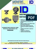 Catalogo General de Interruptores de Presion 2008