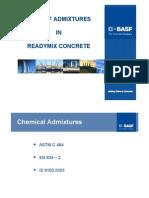glenium concrete pres