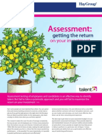 PS WW Assessment ROI With TalentQ