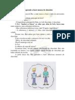 Rui aprende a fazer mousse de chocolate - Dinis a Anthony - 4ºC.pdf