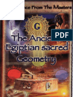 Ancient Egiptian Sacred Geometry