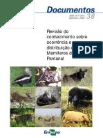 Mamiferos Do Pantanal