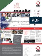 Dia de Evangelização Global 2013