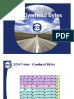 39462856 SDH Overhead Bytes