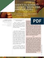 Sandoval Aboytes, Maria laura. EL GEWISSEN Y EL SUPERYÓ.pdf