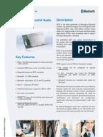 WT32 Product Brief Lores AudioModule
