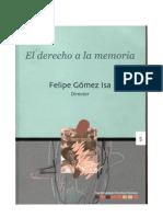44517619 El Derecho a La Memoria