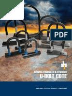 CATALOGO U-Bolt Cote Brochure