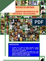 24266 Diccionario Biografico de Artistas