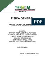 Acelerador Atomico
