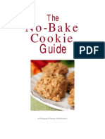 The No Bake Cookie Guide