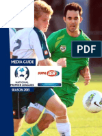 IGA NSW NPL Mens 2 Media Guide