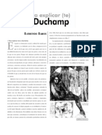 85-Ramos Para Explicar a Duchamp