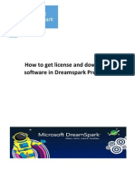 How to Get License and Download Software in Dreamspark Premium