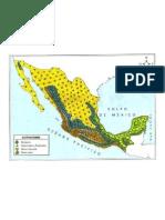 Mapa de Selva Humeda