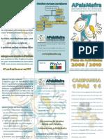 APaisMafra - Panleto 2008/10