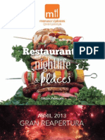 Menusandplaces Primavera 2013