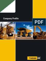 Contoh Company Profile Trakindo Utama