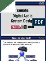 Ethersound y Es-monitor Ycats Df