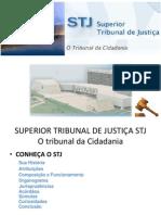 O STJ_Apresentação