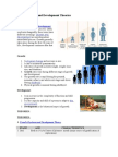 Human Growth and Development Theories