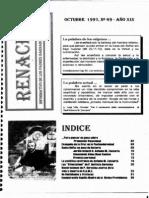 Renacer no. 69 - Octubre