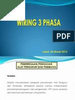 Wiring 3 Fasa