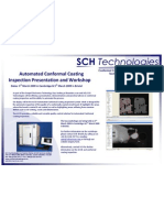 ACCIS Automated Conformal Coating Inspection System Workshop Flyer 100209