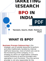 Bpo - Business processing unit