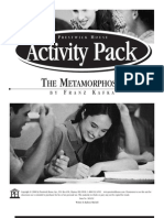 The Metamorphosis - Activity Pack