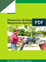 Prevencion de Riesgos en Uso de Maquinaria Agricola
