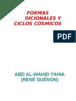 Formas Tradicionales de Hermetismo Rene Guenon