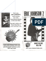 Eric Johnson - The Fine Art Of Guitar Booklet.pdf