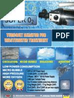 Turbojet Aerator