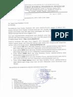 Surat Info Lomba SMK 2013