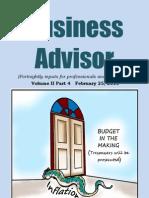 Business Advisor - February 25, 2013 - Preview