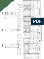 Ampoule Dimension ISO 9187 Standard