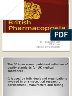 British Pharmacopia